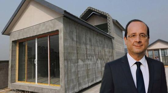 la maison 3D de françois