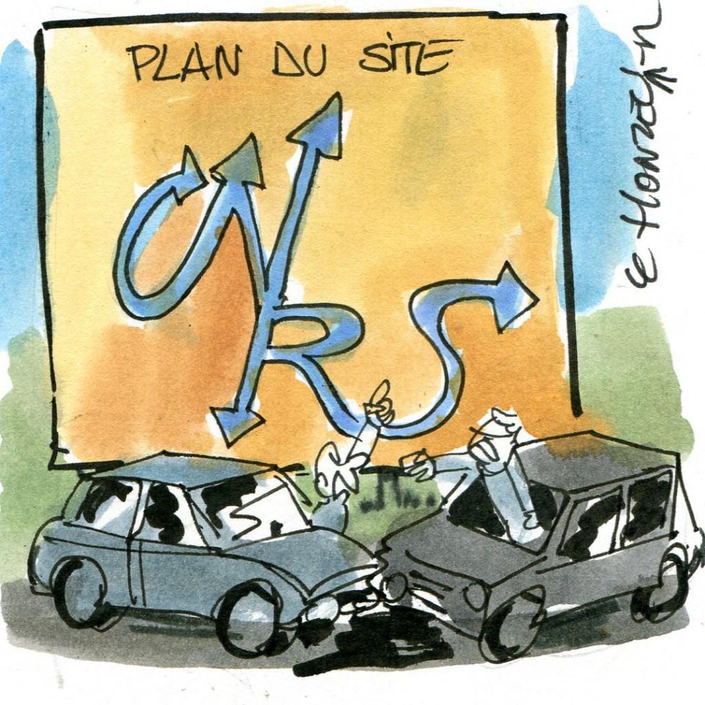 CNRS - le honzec