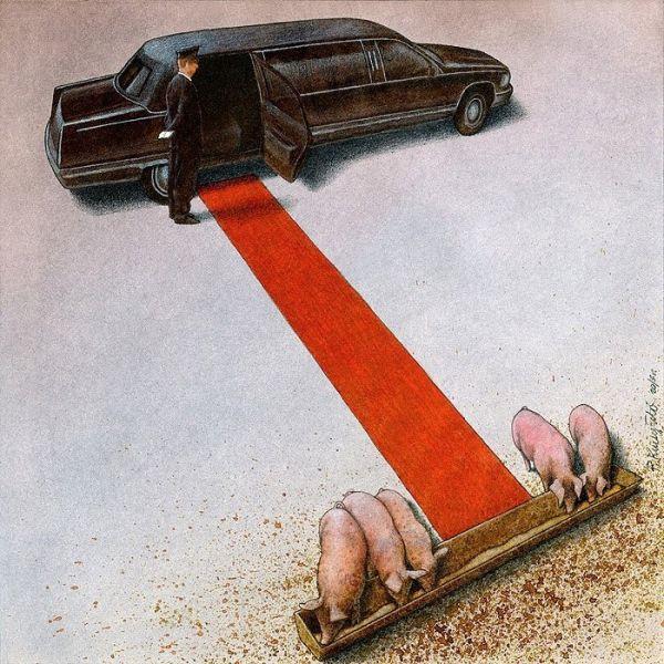 pawel kuczynski politiciens a la mangeoire