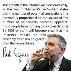 krugman internet