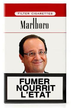 fumer nourrit l'état