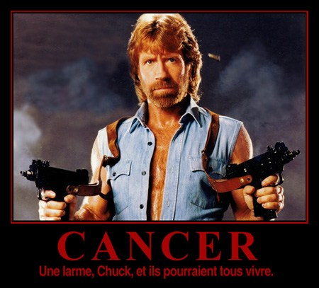 cancer chuck norris