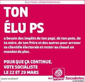 ton élu ps - vote socialiste