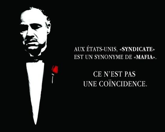syndicate = mafia