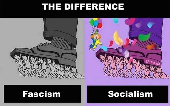fascism - socialism