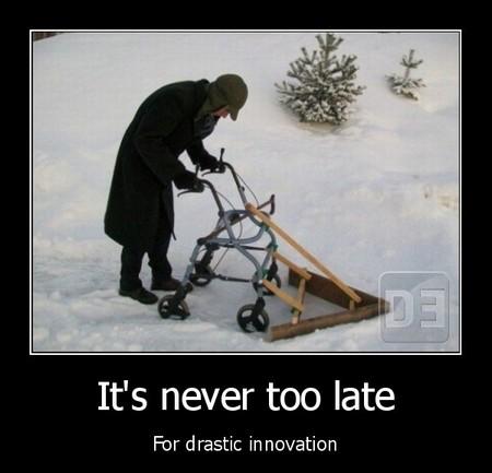 drastic innovation